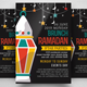 Ramadan Mubarak Flyer Template - GraphicRiver Item for Sale