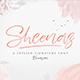 Sheenaz Script - GraphicRiver Item for Sale