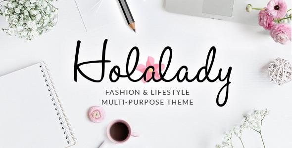 HolaLady - Fashion & Lifestyle Multi-Purpose Theme