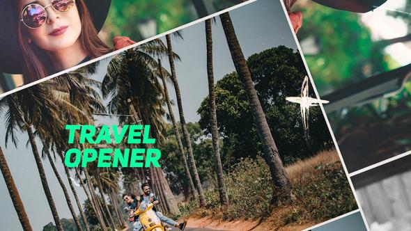 Summer Travel Opener