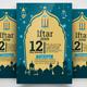 Ramadan Mubarak Flyer/Poster - GraphicRiver Item for Sale