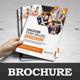 Education Admission College Brochure design v3 - GraphicRiver Item for Sale