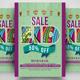 Eid Sale Promotion Flyer - GraphicRiver Item for Sale
