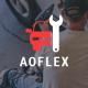 Auflex - Car Repairing & Servicing PSD Template - ThemeForest Item for Sale