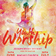 Youth Worship Church Flyer - GraphicRiver Item for Sale