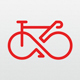 Bicycle Infinity Logo - GraphicRiver Item for Sale
