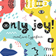 Only Joy typeface - Summer font - GraphicRiver Item for Sale
