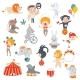 Vector Illustration Circus - GraphicRiver Item for Sale