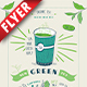 Tea Business Flyer - GraphicRiver Item for Sale