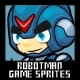 Robotman Game Sprites - GraphicRiver Item for Sale