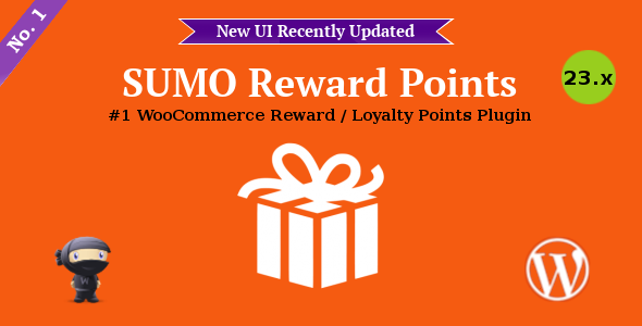 SUMO Reward Points - WooCommerce Reward System - Wordpress plugins - Hire Wordpress Freelancers from FreelancerCV.com
