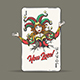 Joker Playing Card with Wording You Lose - GraphicRiver Item for Sale