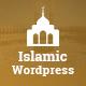 Islamic Center WordPress Theme - Hijri Calendar - ThemeForest Item for Sale