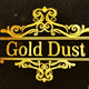 Gold Dust Logo Reveal - VideoHive Item for Sale