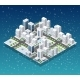Christmas City Isometric - GraphicRiver Item for Sale