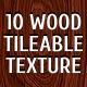 10 Unique Tileable High-Resolution Wood Textures - GraphicRiver Item for Sale