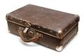 Old shabby suitcase - PhotoDune Item for Sale