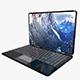 Laptop Model - 3DOcean Item for Sale