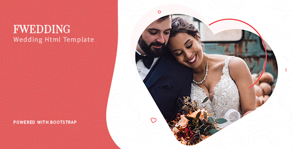 Foxewedding - Beautiful Wedding Template