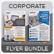 Corporate Flyer Bundle 15 - GraphicRiver Item for Sale