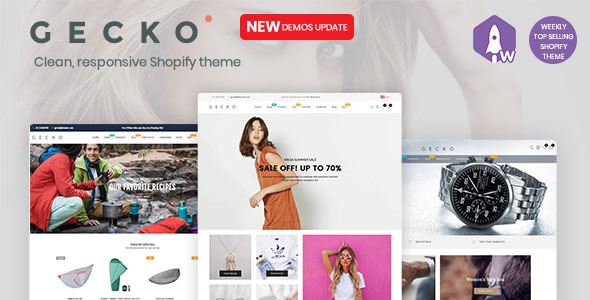 Shopify Themes from Shuachun