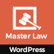 Master Law Agency And Lawyer WordPress Theme - Lawyer WP - ThemeForest Item for Sale