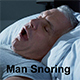 Man Snoring - AudioJungle Item for Sale