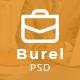 Burel - Corporate & Business PSD Template - ThemeForest Item for Sale