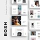 Bosh - Minimal Google Slides Template - GraphicRiver Item for Sale