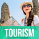 Happy Travel Tourism Agency - VideoHive Item for Sale
