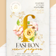 New Season Fashion Flyer Template - GraphicRiver Item for Sale