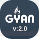 Gyan - Educational HTML Template - ThemeForest Item for Sale