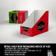 Retail Shelf Box Packaging MockUp No.20 - GraphicRiver Item for Sale