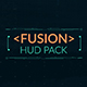 Fusion HUD Pack - VideoHive Item for Sale