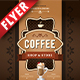 Coffee Business Flyer - GraphicRiver Item for Sale