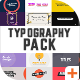 Motivation Titles Typography Pack - VideoHive Item for Sale