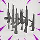 3D Pack Battle Royale Game Assets 1 - 3DOcean Item for Sale