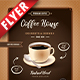 Coffee House Business Flyer - GraphicRiver Item for Sale