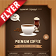 Coffee Place Business Flyer - GraphicRiver Item for Sale