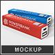 Powerbank Branding Mock-up - GraphicRiver Item for Sale