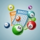 Bingo Ball and Tickets Background - GraphicRiver Item for Sale