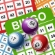 Bingo Balls on a Background of Cards - GraphicRiver Item for Sale