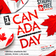 Canada Day Party Poster vol.2 - GraphicRiver Item for Sale