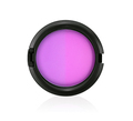 Pink make up shadows isolated on white - PhotoDune Item for Sale