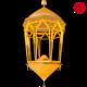Ramadan Lamp - 3DOcean Item for Sale