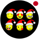 Smiley christmas - 3DOcean Item for Sale