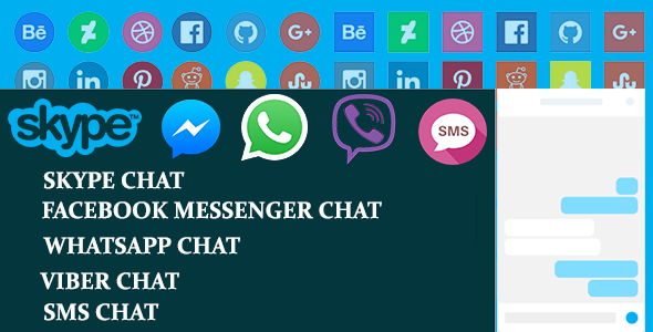 Whatsapp Chat Plugins, Code & Scripts from CodeCanyon