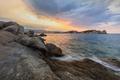 sunrise in Ammouliani Island, Greece - PhotoDune Item for Sale