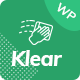 Klear - Cleaning Service Company WordPress Theme + RTL - ThemeForest Item for Sale