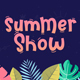 Summer Show - GraphicRiver Item for Sale